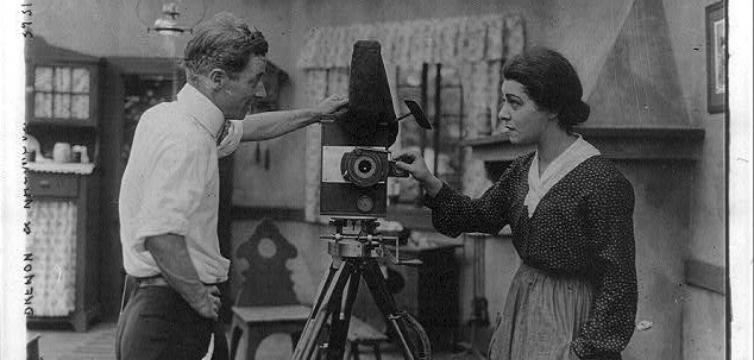 Herbert Brenon and Alla Nazimova feature