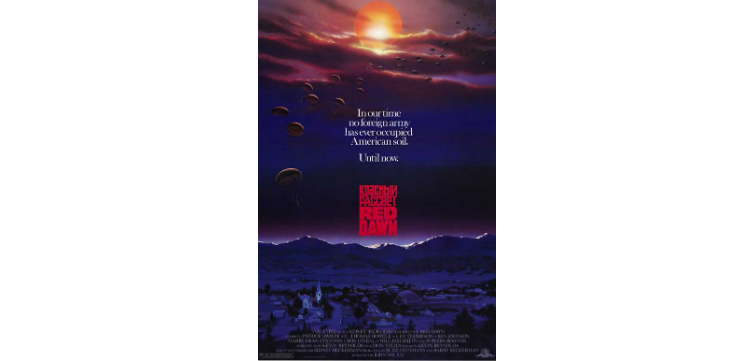 red dawn feature