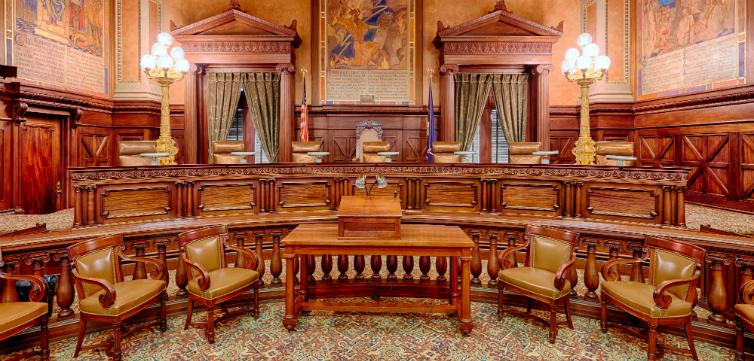 Supreme Court of Pennsylvania feature