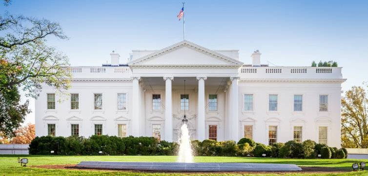 the white house feat