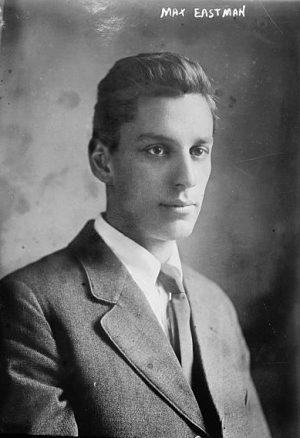 Max Eastman, editor of Masses (Library of Congress)