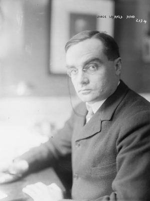 Judge Learned Hand (Library of Congress)