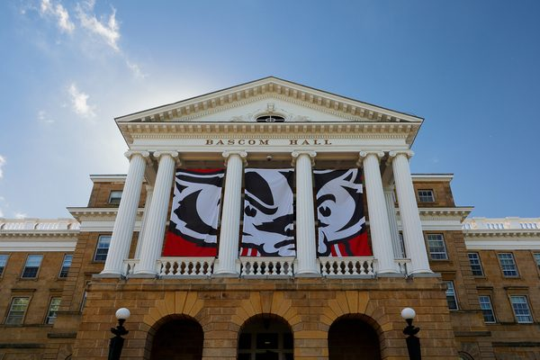 wisconsin madison bucky bascom hall campus CREDIT Jay Yuan Shutterstock.com feat