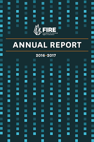 FIRE Annual Report