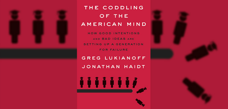 New book by FIRE President Greg Lukianoff and NYU Professor Jonathan Haidt coming Sept. 4th