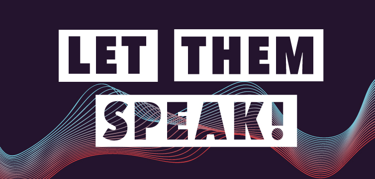 FIRE Student Network launches the spring 2018 activism toolkit: Let Them Speak!