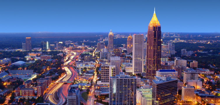 Atlanta Skyline FEAT