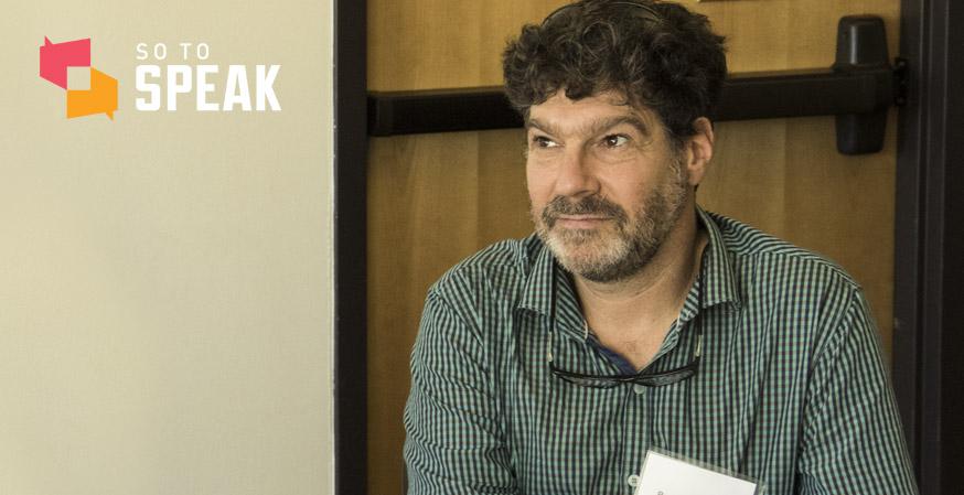 So to Speak podcast: Bret Weinstein, professor in exile