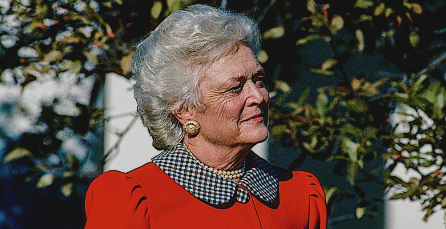 VICTORY: Fresno State drops investigation into professor's fiery tweets about former First Lady Barbara Bush