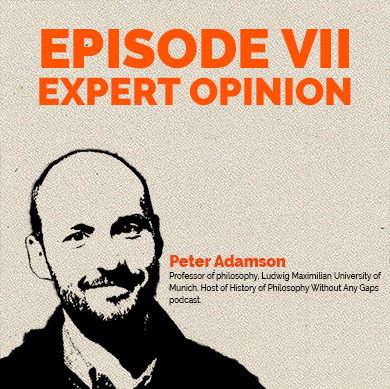 Clear and Present Danger podcast – episode 7: Expert opinion, Peter Adamson