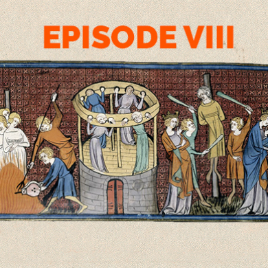 Clear and Present Danger podcast – episode 8: The hounds of God – medieval heretics and inquisitors