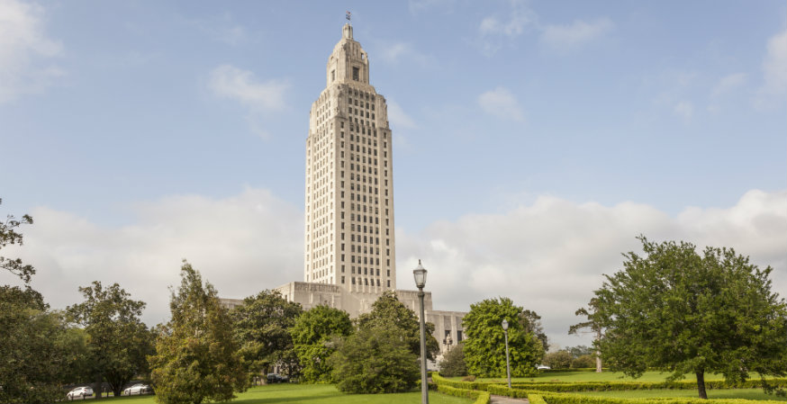 Louisiana governor signs campus free speech bill into law; law needs technical improvement