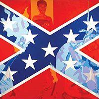 The Confederate flag remains one of the most divisive symbols in American history, and its incorporation into artwork has proven unsurprisingly controversial.
