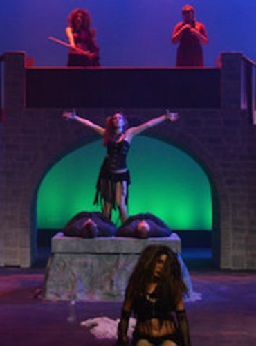 Saint Mary's University fired an adjunct professor after he worked with the drama department to put on an authentic production of the play Medea.