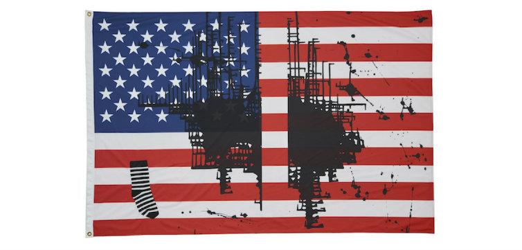 kansas officials demand ku remove american flag artwork
