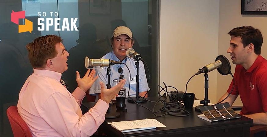 So to Speak podcast: 'Robotica: Speech Rights & Artificial Intelligence'