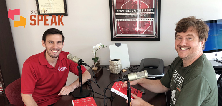 So to Speak podcast: 'The Coddling of the American Mind'