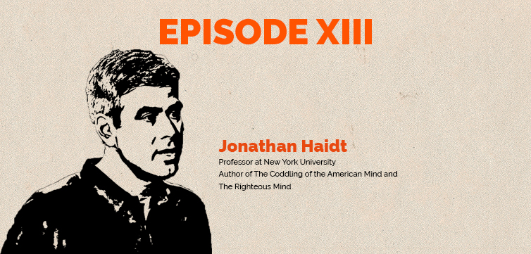 Clear and Present Danger – Episode 13: Expert opinion – Jonathan Haidt