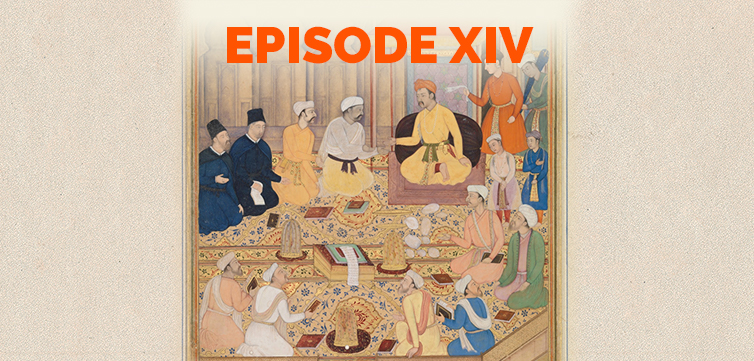 Clear and Present Danger — episode 14: 'Universal Peace': Religious tolerance in the Mughal empire