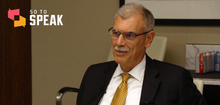 So to Speak podcast: Former Solicitor General Donald B. Verrilli Jr.