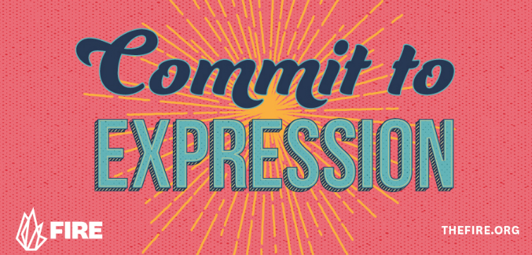 'Commit to Expression' through coalition building