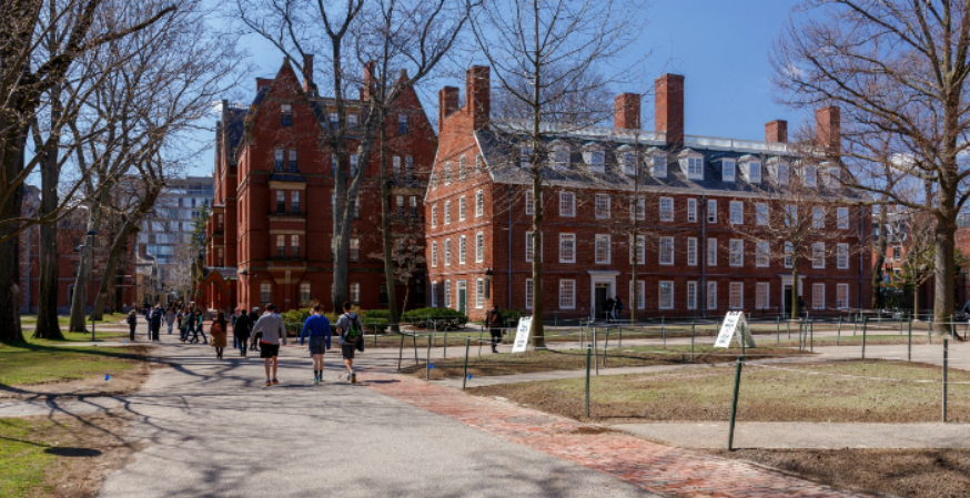"Blacklist challenged in court as students ""Stand Up to Harvard"""