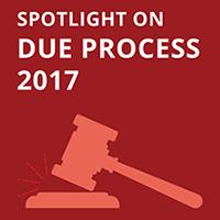 Spotlight on Speech Codes 2017