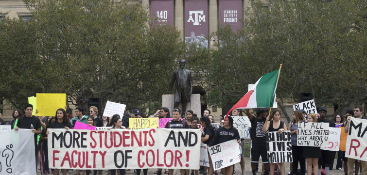 Texas A M Rated Best In Texas For Campus Speech Policies Fire