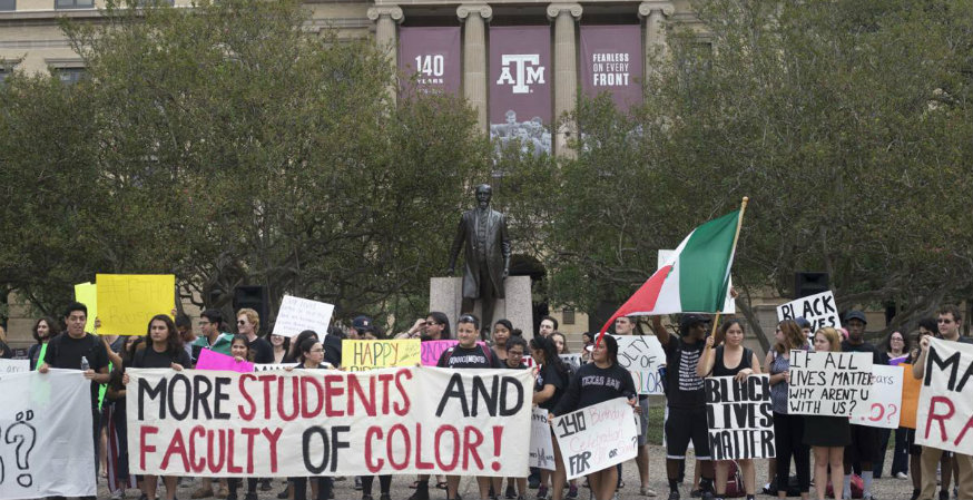 Texas A&M rated best in Texas for campus speech policies