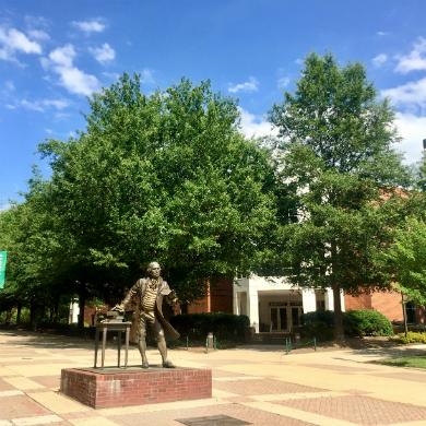 'Green light' institution George Mason University adopts free speech statement