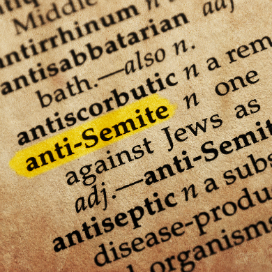 A problem predicted: recent calls for censorship invoke unconstitutional definition of anti-Semitism
