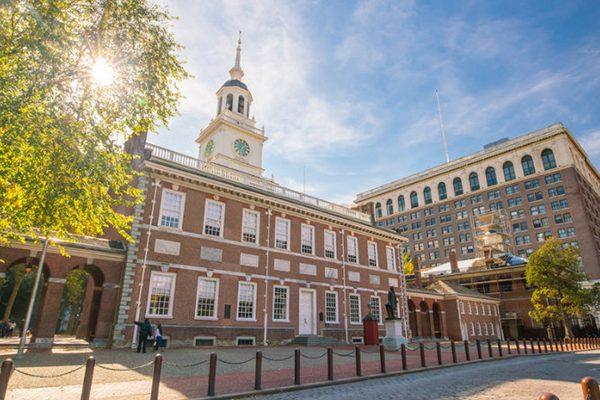 Independence Hall Philadelphia, PA