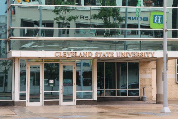 hotels near cleveland state university