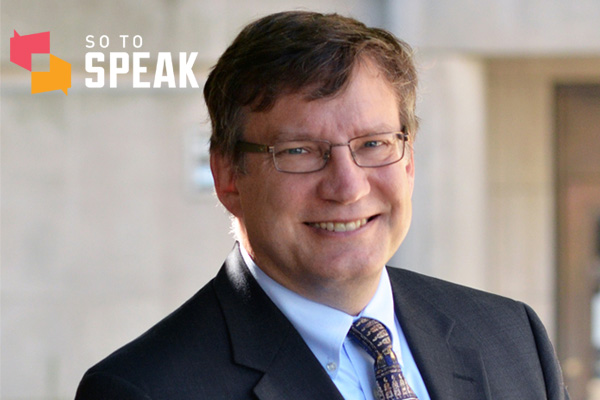 So to Speak podcast: Former FEC Chairman Bradley Smith