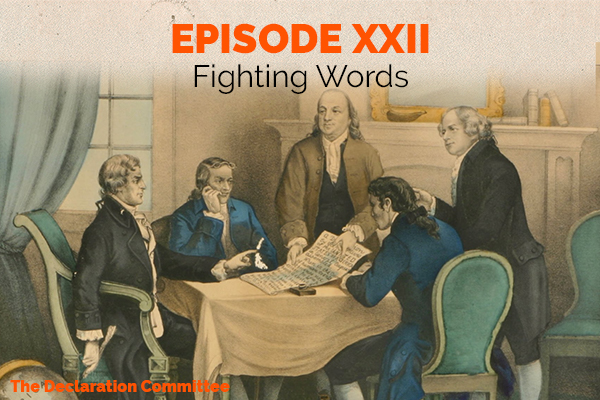 Clear and Present Danger – Episode 22: Fighting Words – Free Speech in 18th Century America, Part II