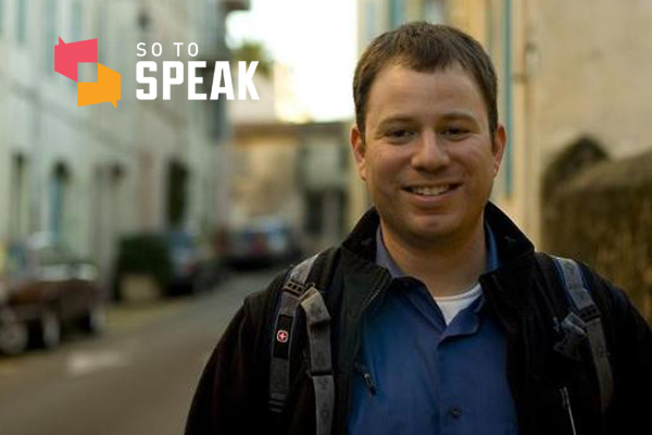 So to Speak podcast: Techdirt's Mike Masnick