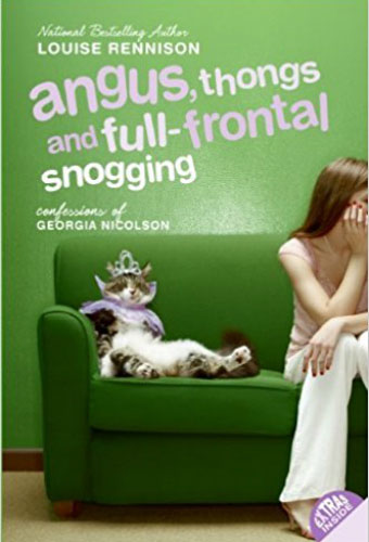 Angus, Thongs and Full-Frontal Snogging/Louise Rennison