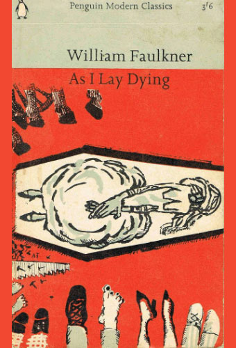 As I Lay Dying/William  Faulkner