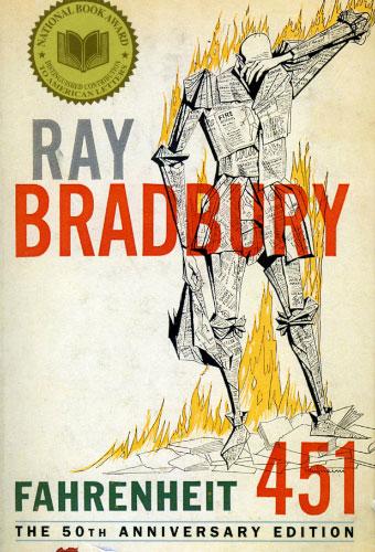 Fahrenheit 451/Ray Bradbury