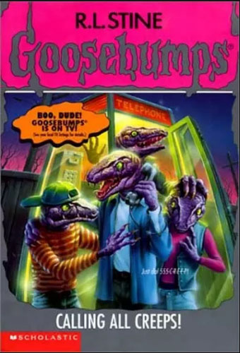 Goosebumps (series)/R.L.  Stine