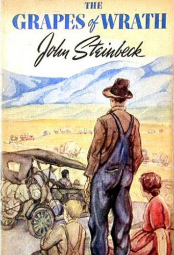 The Grapes of Wrath/John  Steinbeck