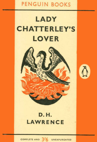 Lady Chatterley's Lover/D.H Lawrence