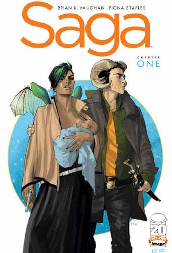 Saga (series)/Brian K. Vaughan