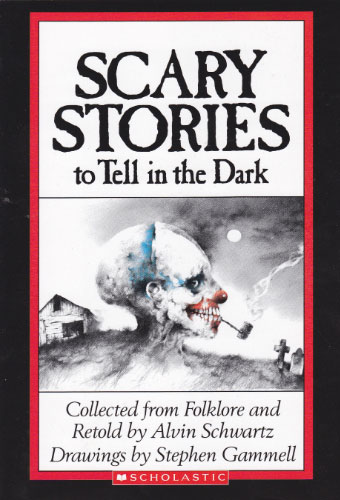 Scary Stories to Tell in the Dark (series)/Alvin Schwartz
