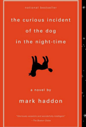 The Curious Incident of the Dog in the Night-Time/Mark  Haddon