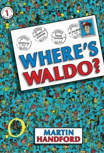 Where's Waldo?/Martin Handford