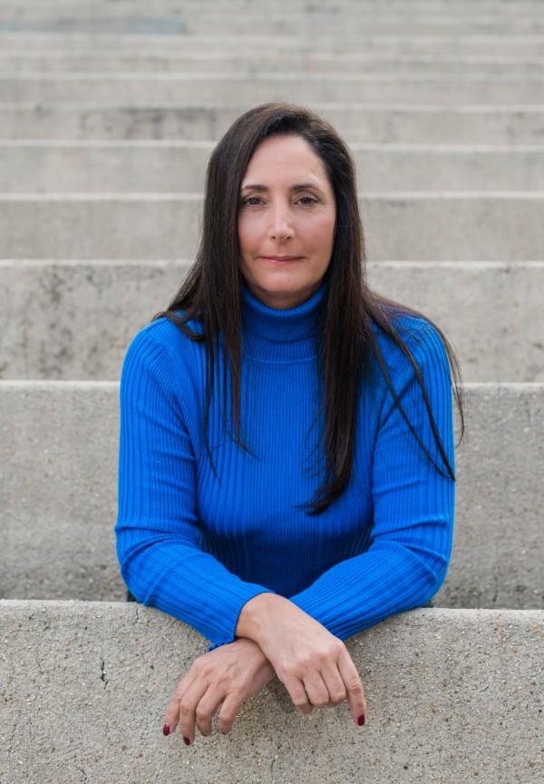 Former LSU professor Teresa Buchanan.
