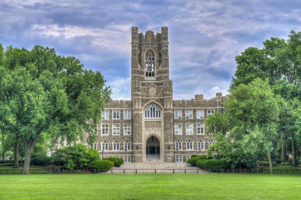 Fordham University. Credit: Shutterstock / Victor Koval