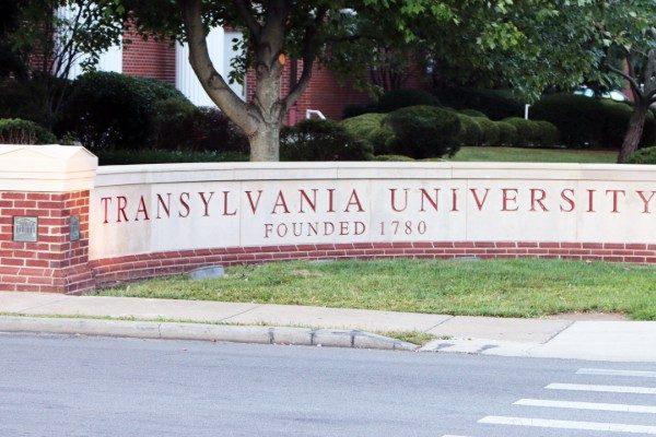 Transylvania University.