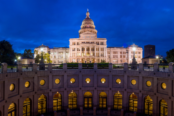 Texas governor signs unconstitutional bills into law